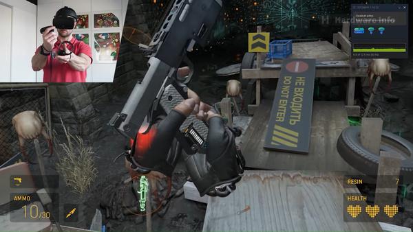 Screenshot van Half Life Alyx
