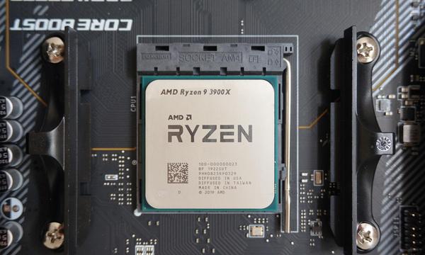 AMD Ryzen 9 3900X op AM4