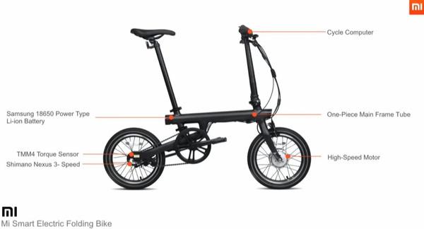 Mi Electric Bike