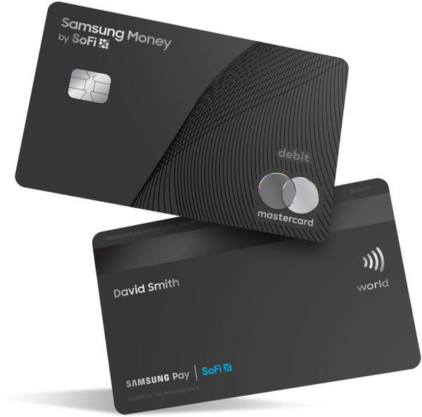 De Samsung Money betaalkaart