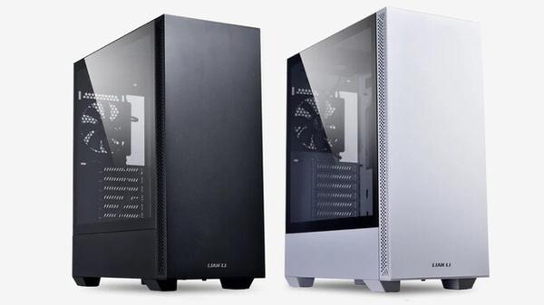 De Lancool 205 in zwart en wit