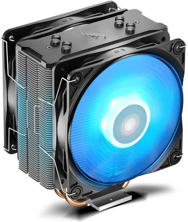 DeepCool Gammaxx 400 Pro schuin aanzicht