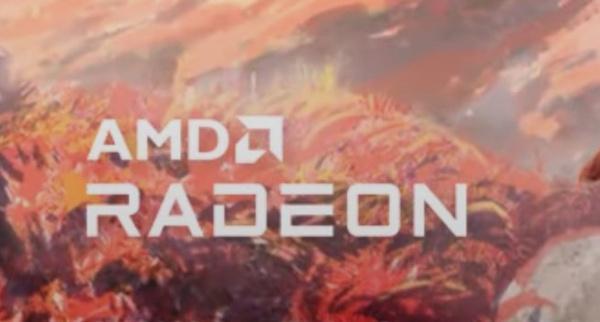 nieuwe AMD Radeon logo