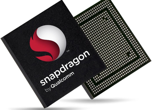 Snapdragon chip van Qualcomm