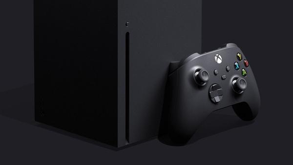 Xbox Series X console en controller