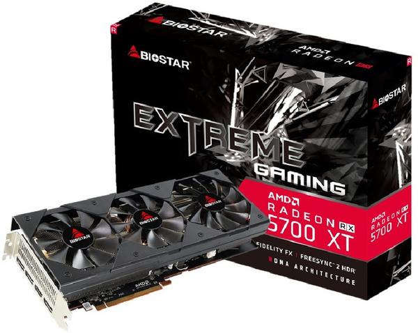 Biostar RX 5700 XT