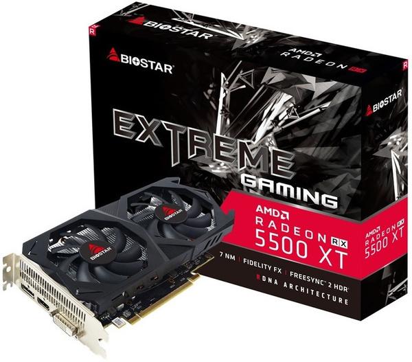 Biostar RX 5500 XT