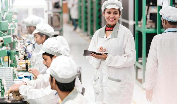 India supply chain