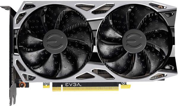 De EVGA GeForce GTX 1650 KO