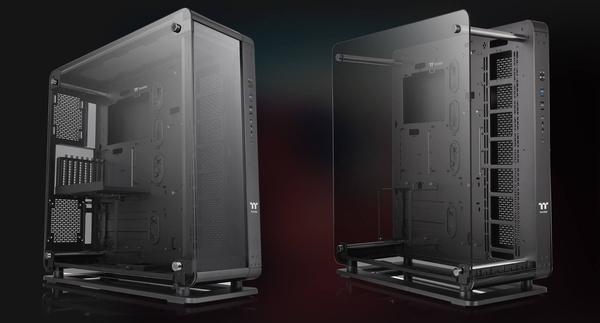 De Core P8 is in twee verschillende opstellingen te gebruiken