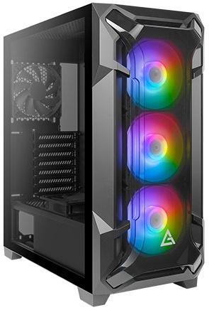 Antec DF600 Flux vooraanzicht