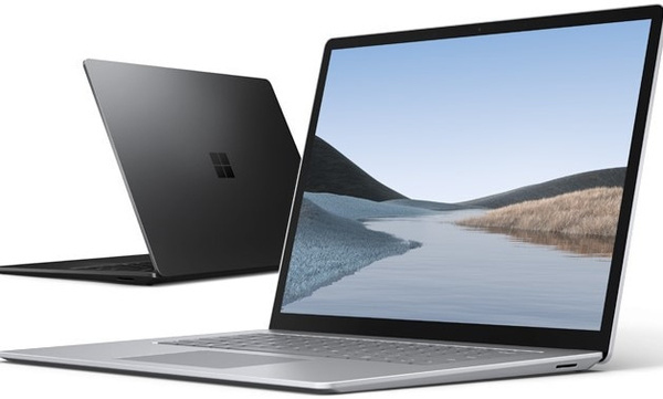 De huidige Surface Laptop 3