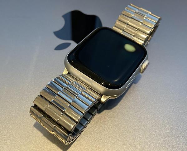 Oververhitte Apple Watch SE