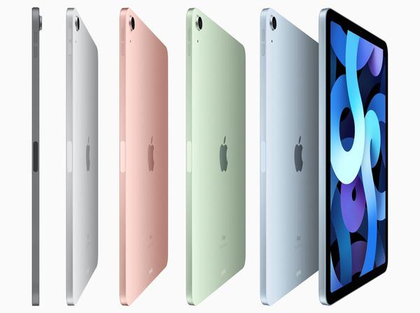 De meest recente iPad Air reeks