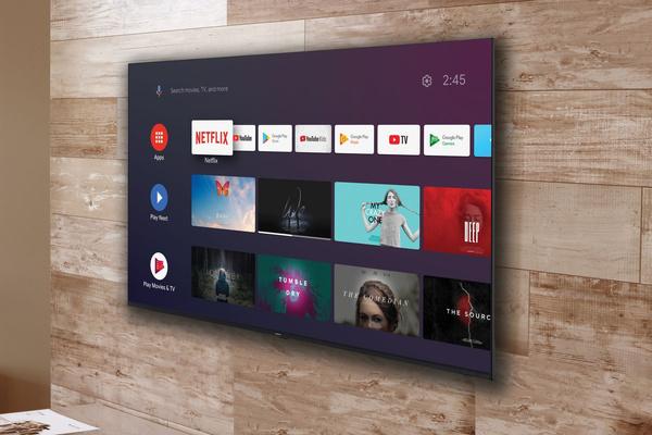 Een Nokia smart tv van StreamView