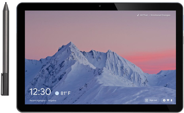 Chrome OS 88 startscherm
