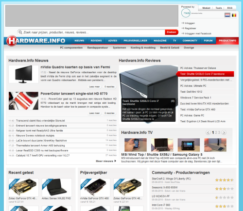 Hardware Info 4.0