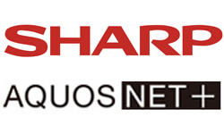 Sharp Aquos Net+