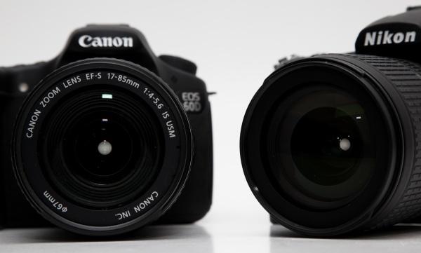 Gebruik twee camera's