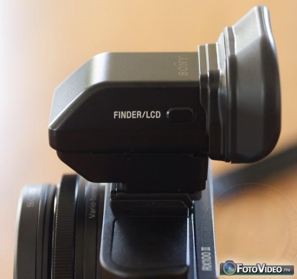 Sony Cyber-shot DSC-RX100 II EVF