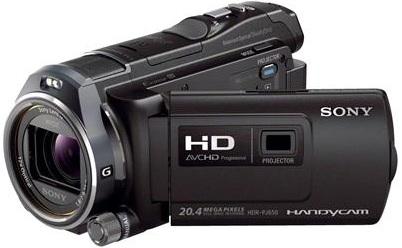 Sony PJ650