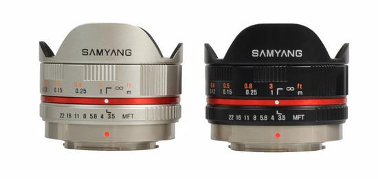 Samyang 8mm f3.5