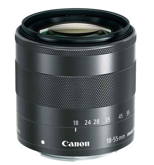 Canon EOS EF-M 18-55mm f/3.5-5.6 IS STM