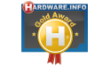 Hardware.Info Gold Award