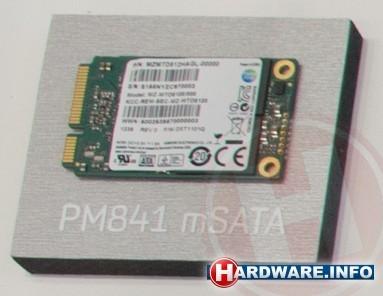 Samsung SSD PM841 mSATA