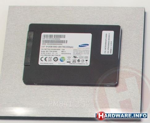 Samsung SSD PM841 2,5