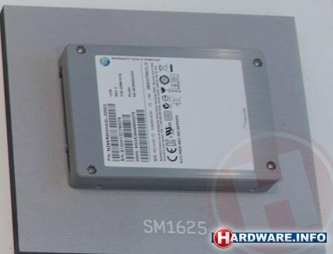 Samsung SSD SM1625 2,5