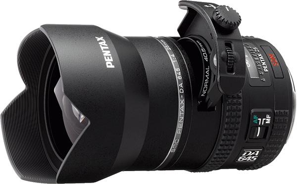 Pentax 25mm f/4