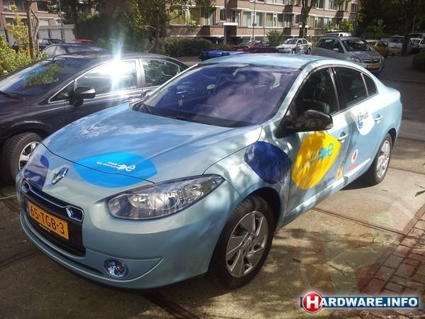 Renault Fluence ZE - ANWBElektrisch