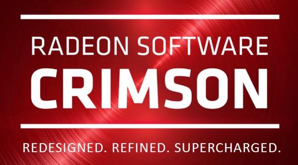 Radeon Crimson Drivers