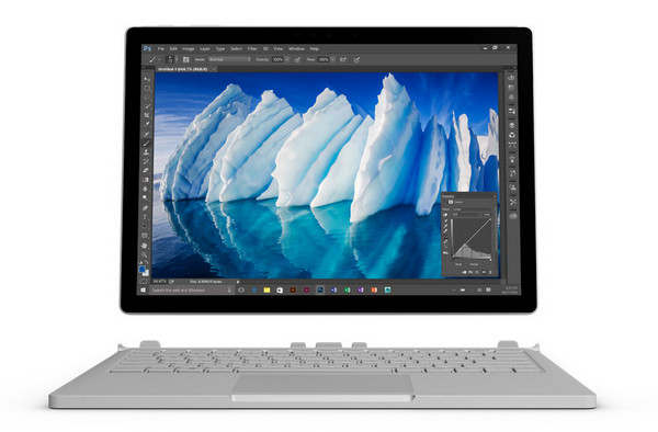 Surface Book met Performance Base 2