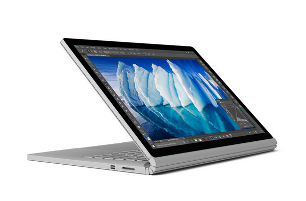 Surface Book met Performance Base 3
