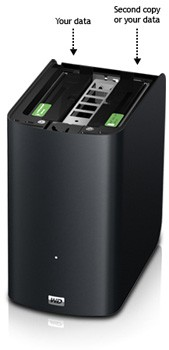 WD My Book Live Duo 6TB