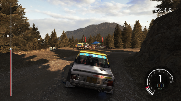 DiRT: Rally screenshot (ultra settings)
