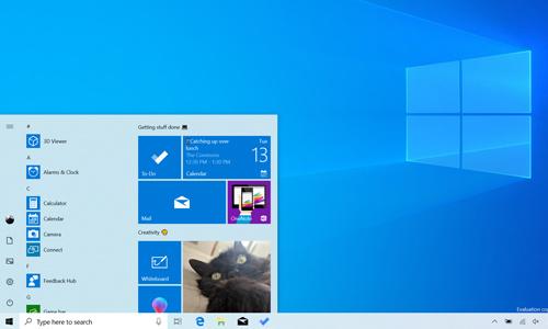 Nieuwe Windows 10-preview brengt GPU-temperatuur in Taakbeheer