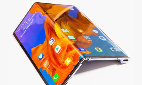 'Vouwbare Mate X van Huawei wederom uitgesteld'