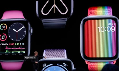 Apple Watch Series 5 krijgt nog steeds OLED-schermen van Japan Display