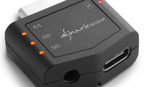 Sharkoon lanceert DAC voor mobiele apparaten