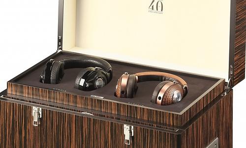Focal heeft gelimiteerde houten kist met hoofdtelefoons en versterker voor £ 13999