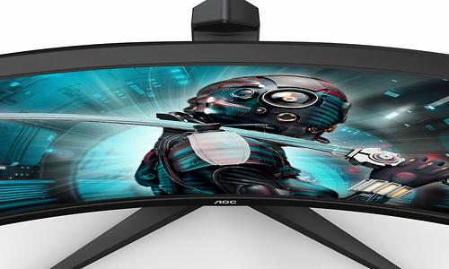 AOC brengt twee 34-inch 21:9-schermen met 1440p VA-paneel op de markt