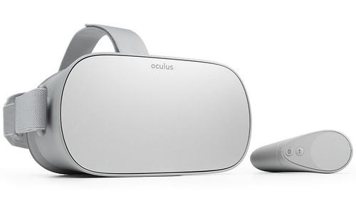 Oculus stelt prijs Go-VR-brillen bij naar beneden