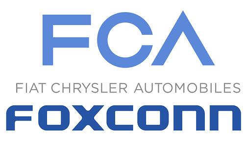 Fiat Crysler en Taiwanese Foxconn gaan samen elektrische auto's bouwen