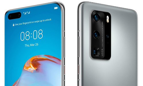 Huawei lanceert nieuwe P40-serie: vijf flinke camera's en Android, maar geen Google-apps
