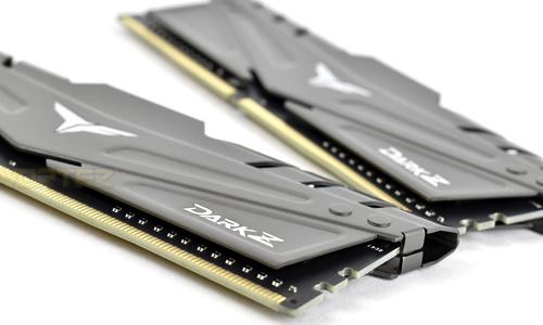 Team Group kondigt 32GB Dark Z en Vulcan Z-geheugenmodules aan