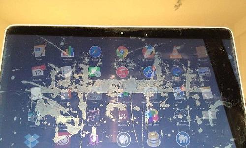 Ook MacBook Air kan problemen geven met antireflectie coating