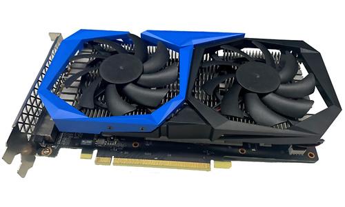 Asus en Colorful produceren eerste Intel Iris Xe-videokaarten met DG1-GPU
